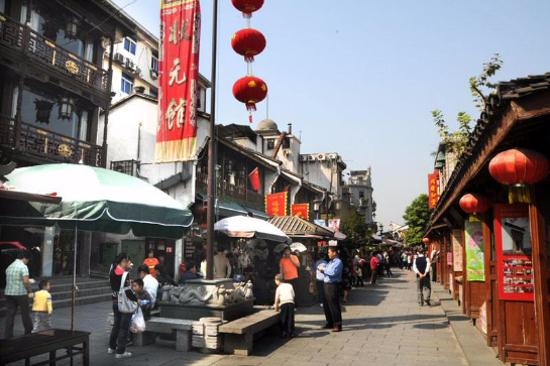 清明河坊街