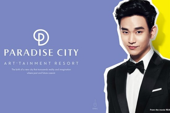 Paradise City_Casino