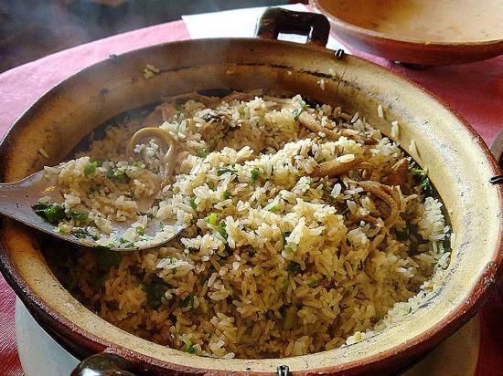 傳統僑鄉黃鱔飯宴