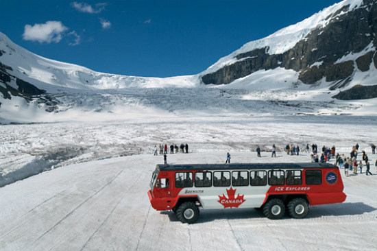 哥倫比亞冰川