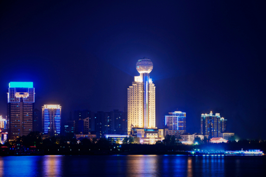 武漢江城明珠豪生酒店