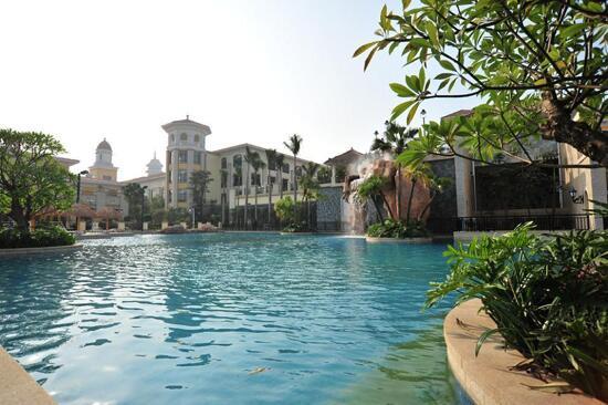 三水綠湖溫泉度假酒店