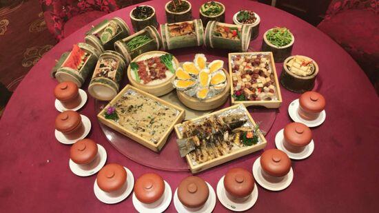 18道竹筒盛宴