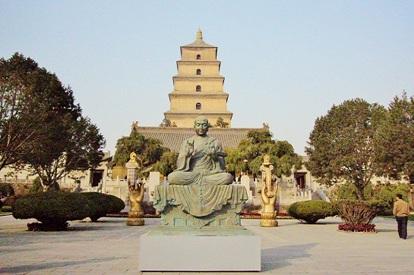 大雁塔慈恩寺