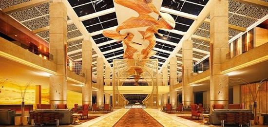 盛美利亞酒店大堂