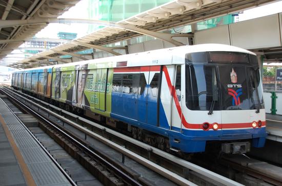 BTS架空列車