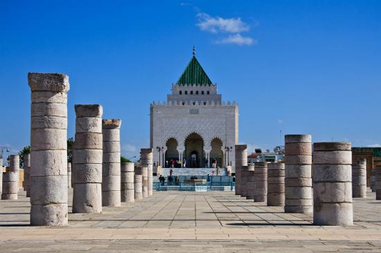 穆罕默德五世皇陵