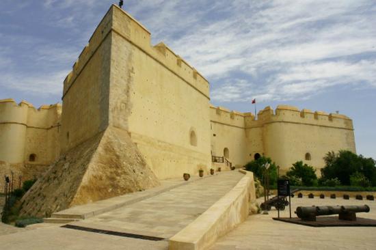 非斯古城堡