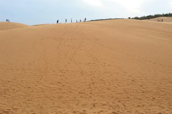 美奈紅沙丘