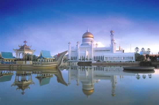 奧瑪阿里第28任國王清真寺