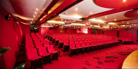 世紀神話號蝴蝶劇院
