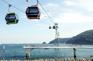 松島海上天空纜車