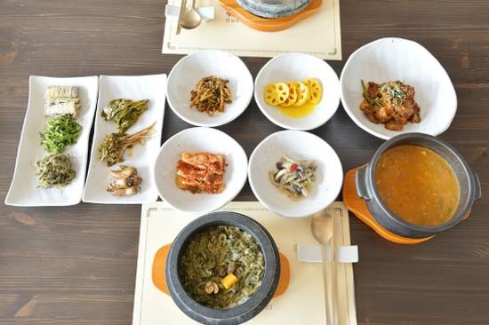 尚州韓定食
