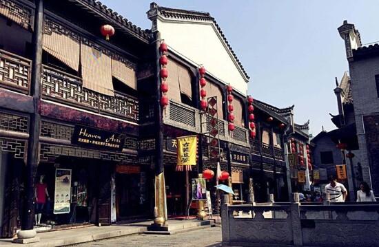 汴河仿古步行街