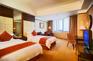 武漢江城明珠豪生酒店客房