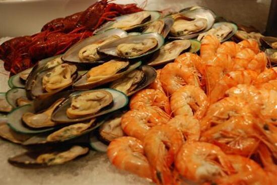 酒店環球海鮮自助餐