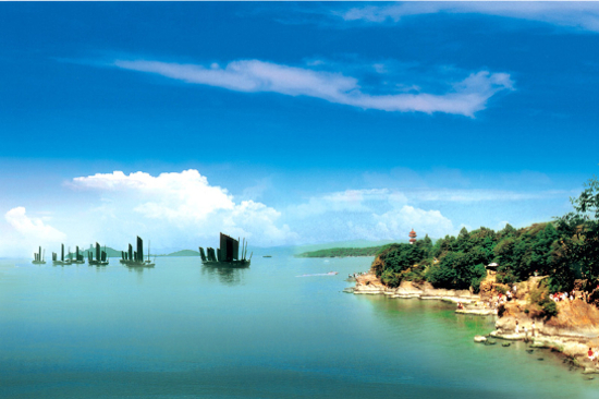 黿頭渚風景區