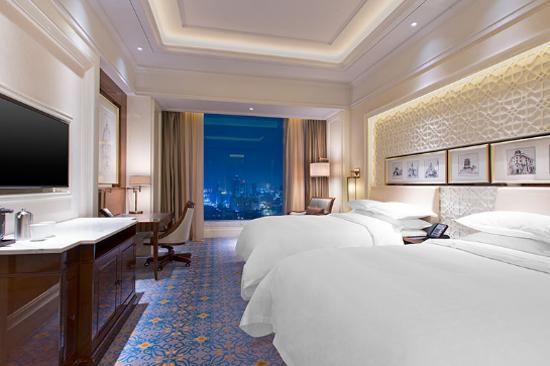 泛海喜來登酒店客房