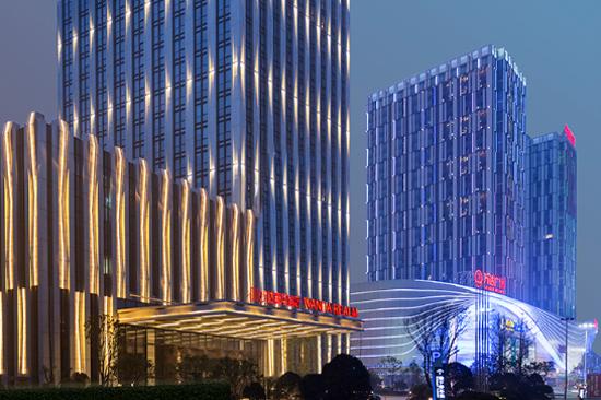 荊州萬達嘉華酒店