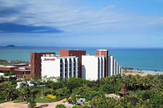 香水灣:富力萬豪度假酒店