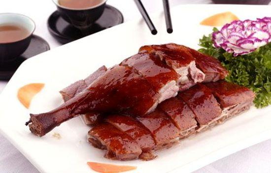 馳名荔枝柴燒鵝宴