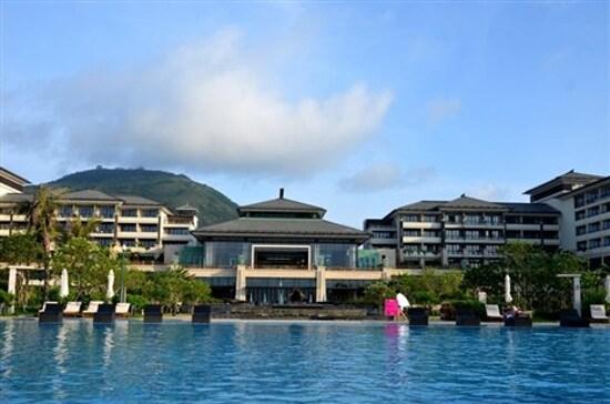 陽江海陵島保利皇冠假日酒店