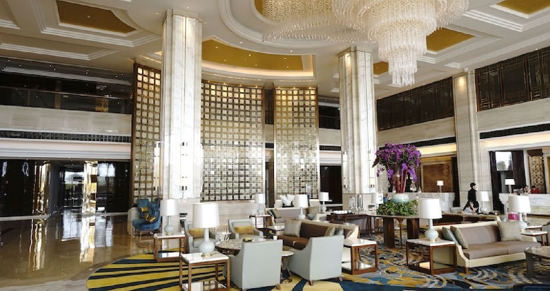 廣州增城保利皇冠假日酒店