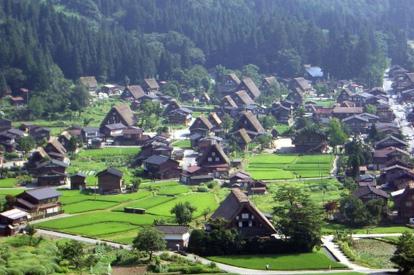 白川鄉合掌村