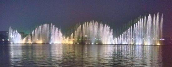 七星岩音樂噴泉