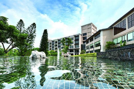 高雄花季渡假酒店飯店