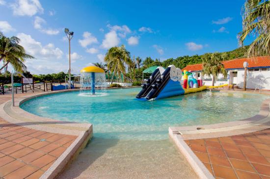 統一渡假村墾丁海洋體驗樂園泳池