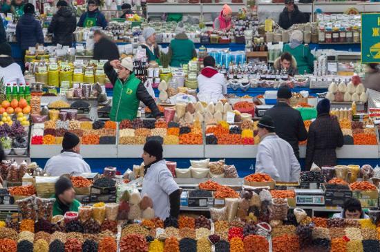 綠巴扎農貿市集