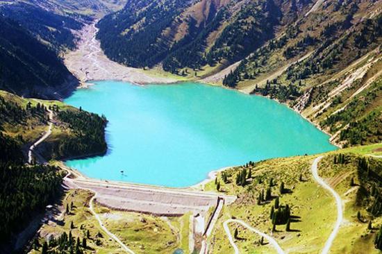 大阿拉木圖湖