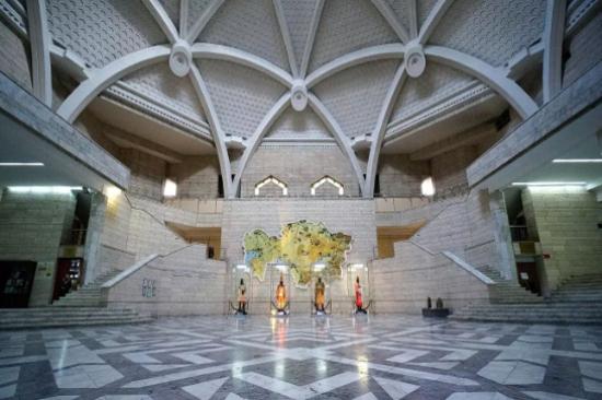 哈薩克國家博物館