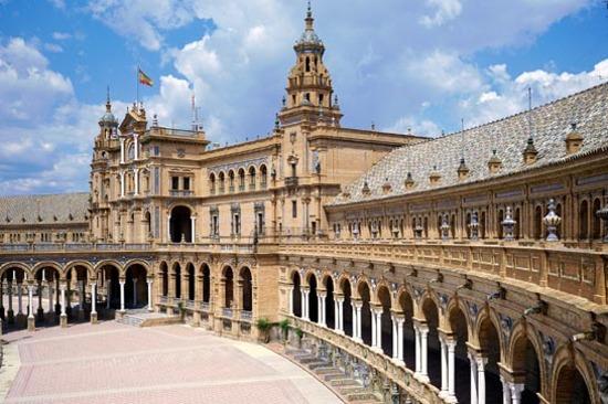 塞維爾西班牙廣場