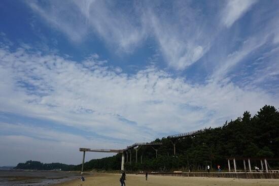 長項港Sky Walk