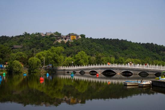 龍潭山景觀