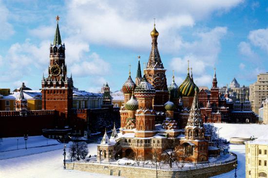 俄羅斯冬天