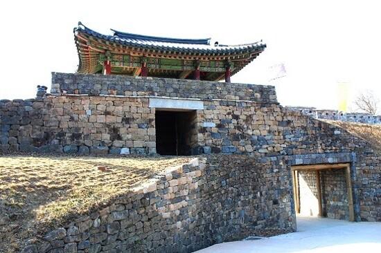 「UNESCO世界文化遺產」公山城