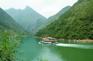 神農溪-豌豆角木船