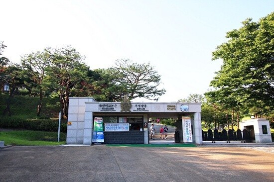 「UNESCO世界文化遺產」武寧陵園