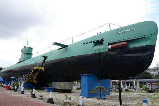 潛水艇博物館