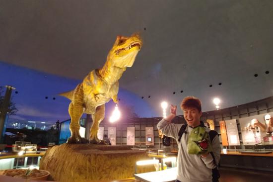 福井縣恐龍博物館