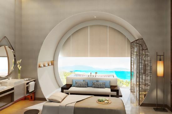 Atlantis Sanya Hotel-AHAVA水療
