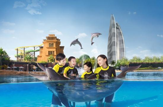 Atlantis Sanya Hotel-海豚灣
