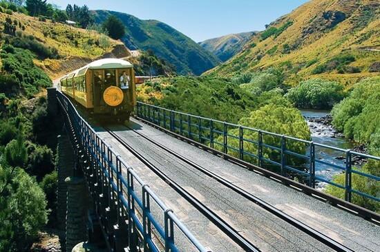 泰瑞峽谷火車