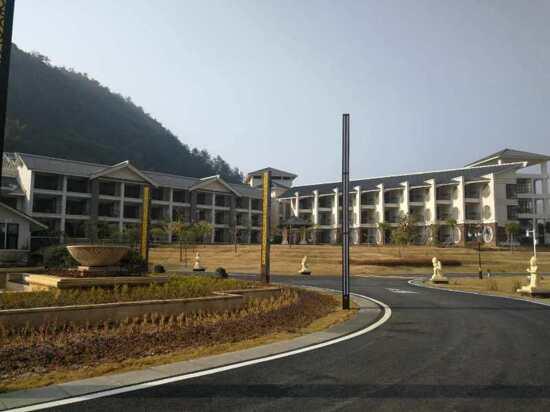 藍山源嶺南東方溫泉酒店