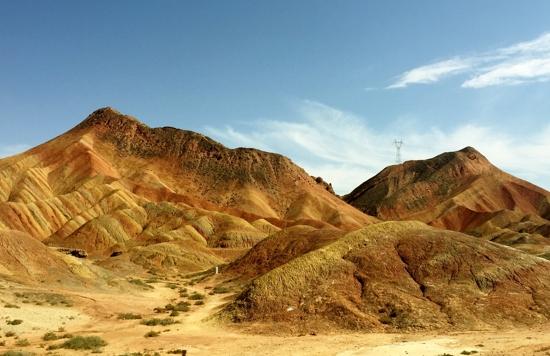 丹霞地質公園
