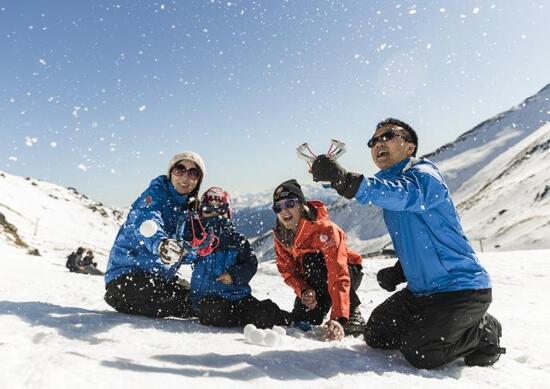 輕鬆玩雪體驗7