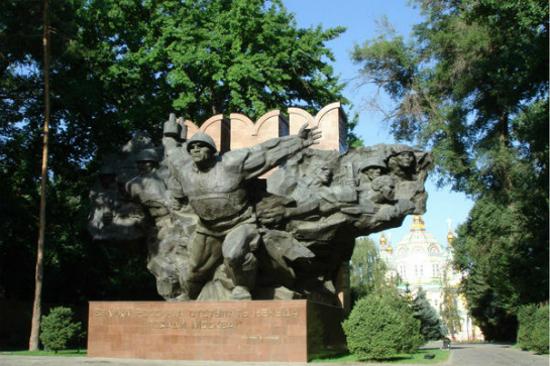 潘菲洛夫28勇士公園
